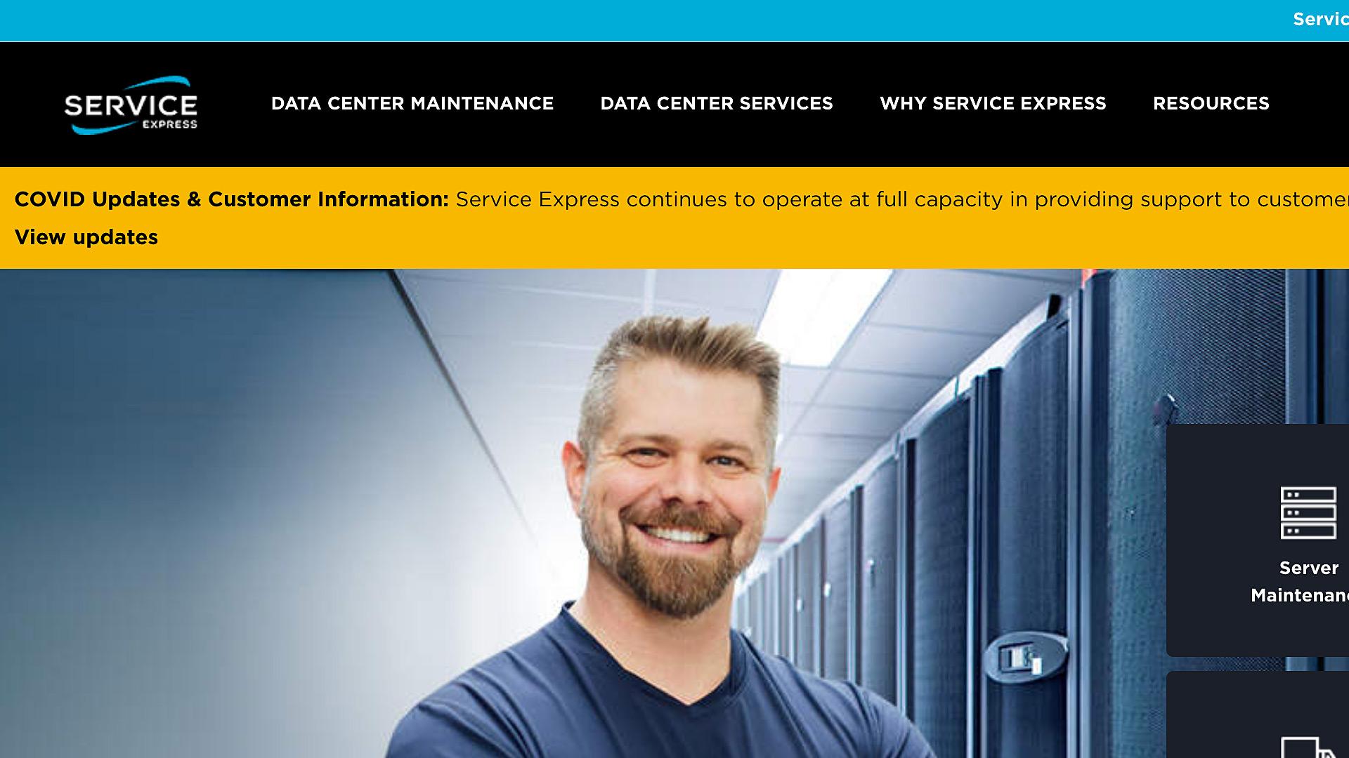 Customer Story - Service Express