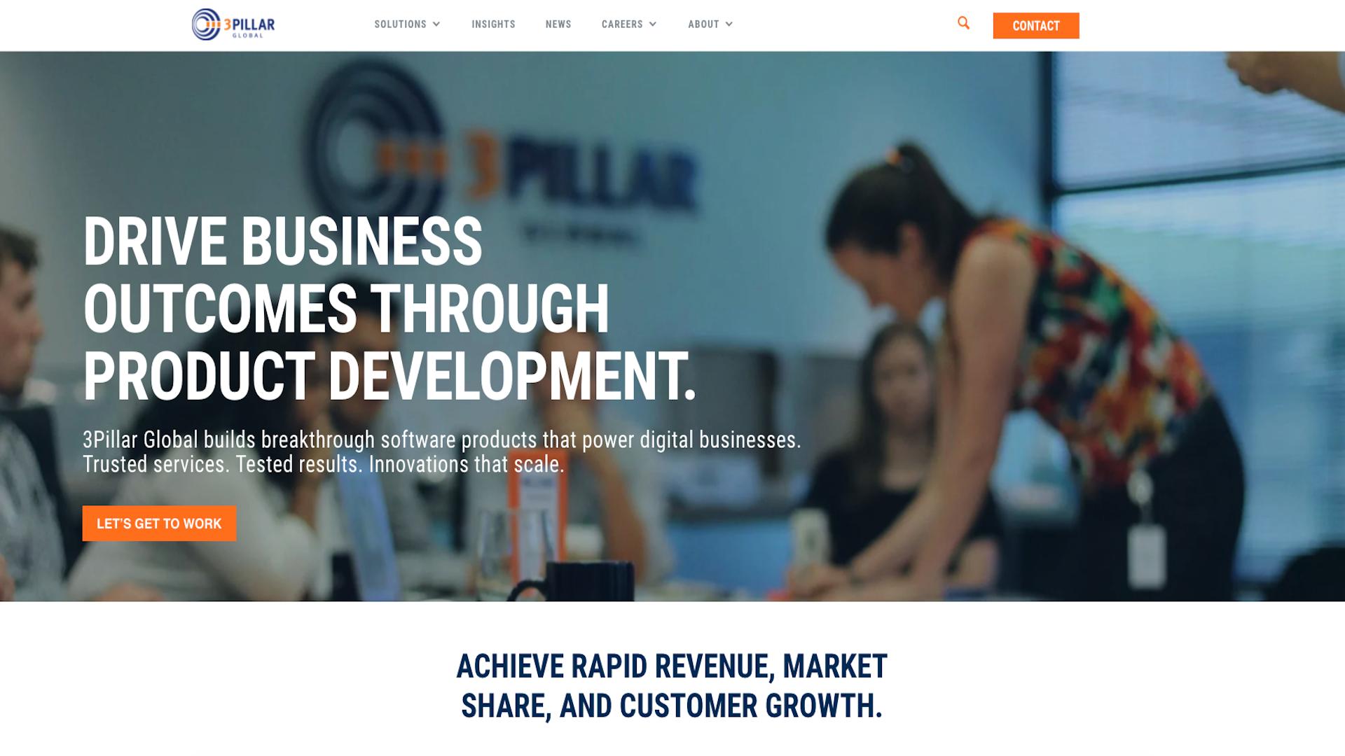 Customer Story - 3Pillar Global