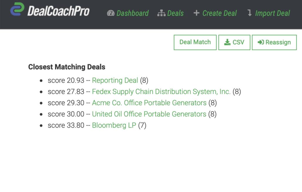 Dynamic Deal Playbooks