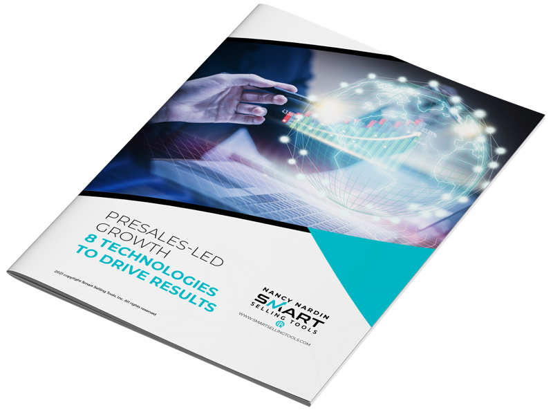 PreSales-Led Growth Report Cover